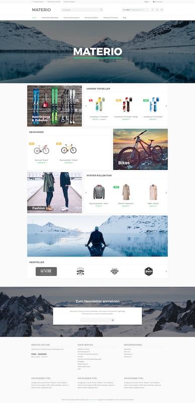 materio_whole-shopware theme
